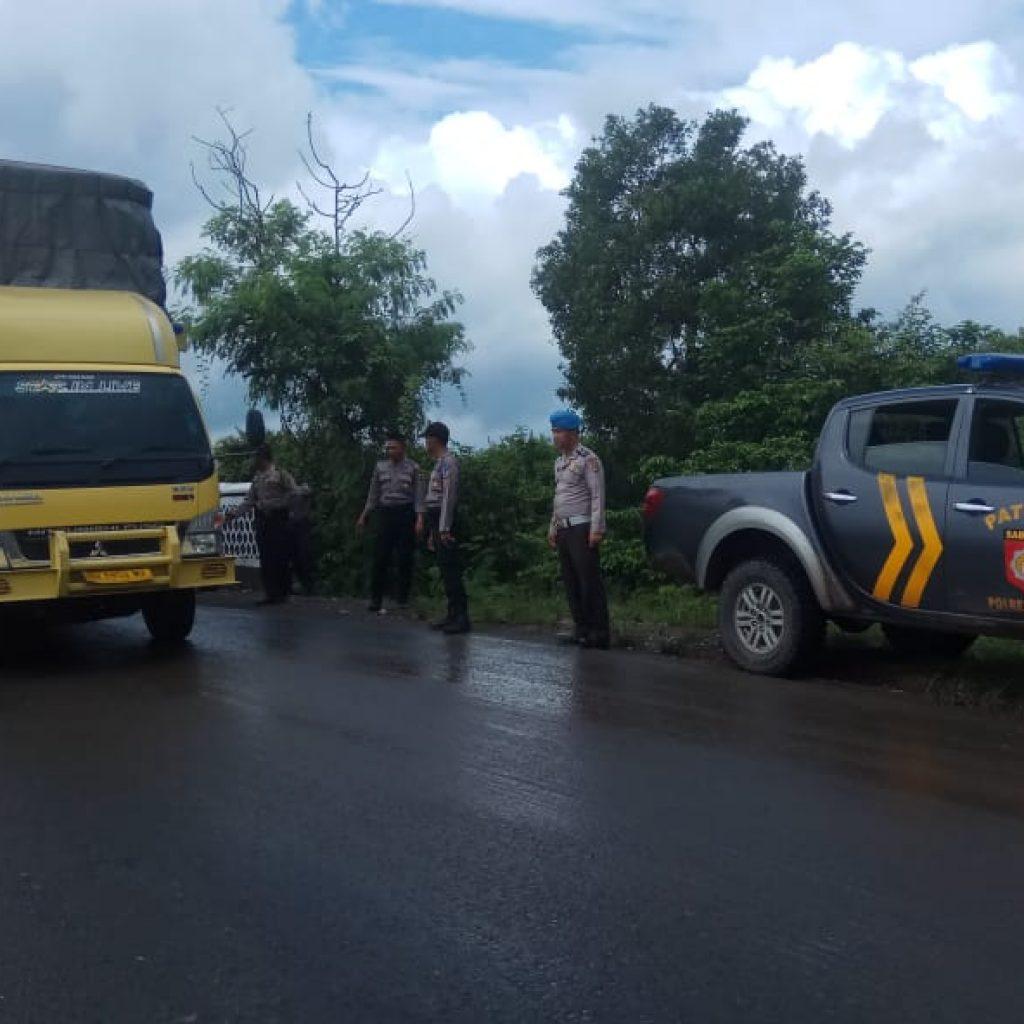 Jajaran Polres Mesuji Pengamanan Meningkatkan Patroli