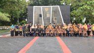 Permalink ke Kapolres Dan FKPD Muba Gelar Tabur Bunga Di Makam Pahlawan