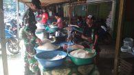 Permalink ke Komsos Babainsa Koramil Pantai Hambawang Sasar Para Pedagang Pasar Tradisional