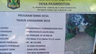Permalink ke Masyarakat Kampung Pansor Kini Tersenyum Jalan Yang Di Dambakan Kini Telah Di Perbaiki Desa Pasirdoton