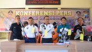 Permalink ke Kapolres Situbondo Gelar Konferensi Pers Ungkap Kasus Pembobolan Toko