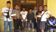 Permalink ke Curi Sepeda Motor Di Enam TKP Dan Bersenpi, Dua Warga Mesuji Ditangkap Polsek Rawa Jitu Selatan