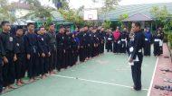 Permalink ke Lestarikan Budaya Bangsa Serda  Suprayitno Latih Pencak Silat Kepada Generasi Muda