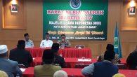 Permalink ke Kasat Binmas Polres Jakbar Menghadiri Rakerda MUI Jakarta Barat