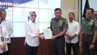 Permalink ke Didampingi Danrem 052/Wijayakrama, Pangdam Jaya/Jayakarta Terima Hibah Dari Pemkot Tangerang Selatan