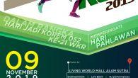 Permalink ke Korem 052/Wijayakrama Adakan Babinsa Fun Run 2019