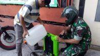 Permalink ke Serka Sujiyanto Laksanakan Penyemprotan Dan Himbauan Di Rumah Warga Binaan Yang Meninggal