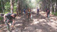 Permalink ke Terlihat Kompak TNI Dan Rakyat Di Lokasi TMMD Ke 107