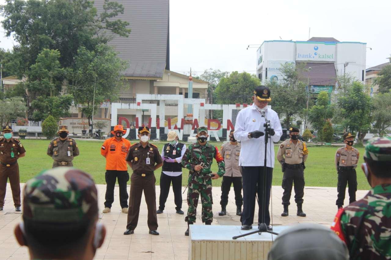 Kodim Barabai Siap Bersinergi Dalam Rangka Penegakkan ...