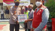 Permalink ke Bharata Sena Bantu Warga Terdampak Covid19 Di Bekasi