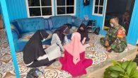 Permalink ke Babinsa Koramil 05/Pandawan, Pantau Pembelajaran Daring Di Wilayah Binaan