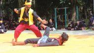 Permalink ke Festival Pencak Silat Budaya Tingkat Provinsi Kalsel, Serda Abdul Manan Bawa 20 Pendekar HST