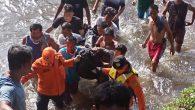 Permalink ke 8 TRC BPBD Mura, 6 PRG Barsarnas Bersama Warga Berhasil Menemukan Jasad Korban Tenggelam
