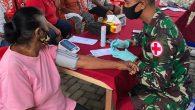 Permalink ke Satgas Yonarmed 9 Kostrad Gelar Pemeriksaan Kesehatan Gratis di Puskesmas Kecamatan Ibu Selatan
