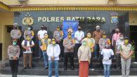 Permalink ke PENYERAHAN APD LIONS CLUB GOLDENT ESTATE MEDAN KEPADA POLRES BATU BARA
