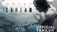 Permalink ke The Legend of Tarzan – Official Teaser Trailer